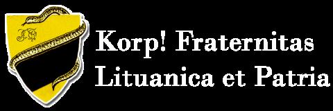 Korp! Fraternitas Lituanica et Patria
